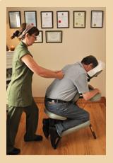 On-Site Massage